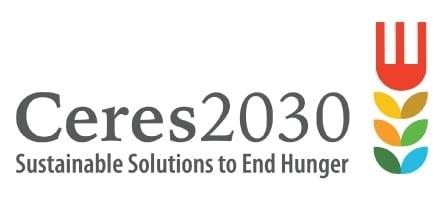 The logo of Ceres2030